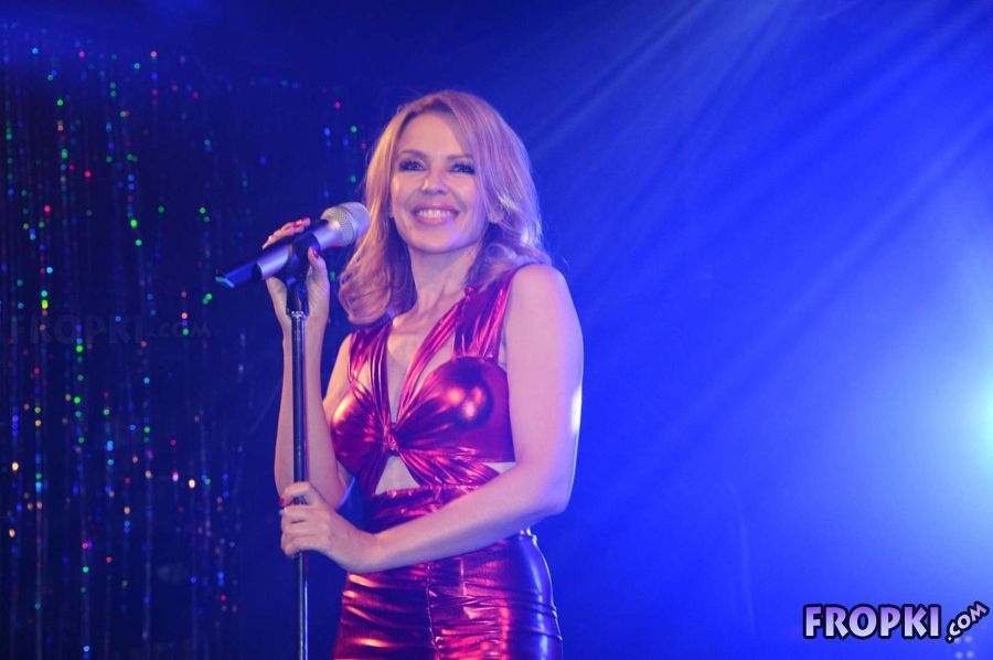 Kylie Minogue Live in London
