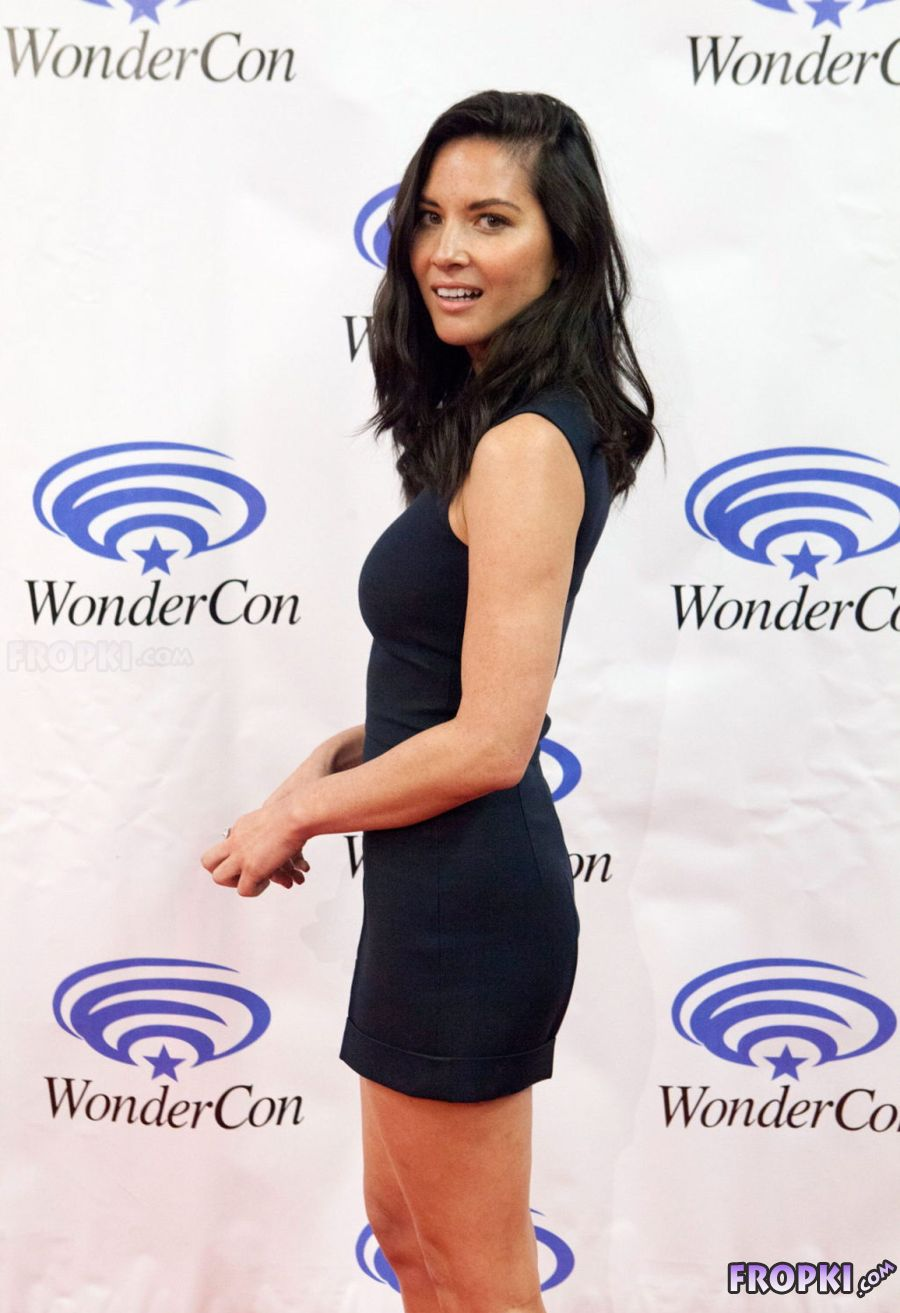 "Olivia Munn - ""Deliver Us From Evil"" WonderCon"