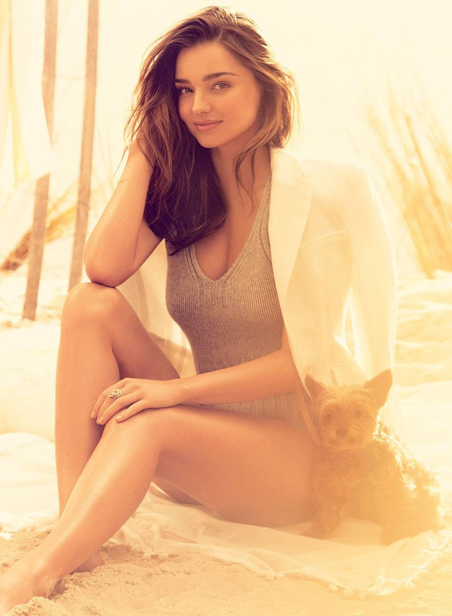 Miranda Kerr - Harper's Bazaar UK Magazine (June 2014)