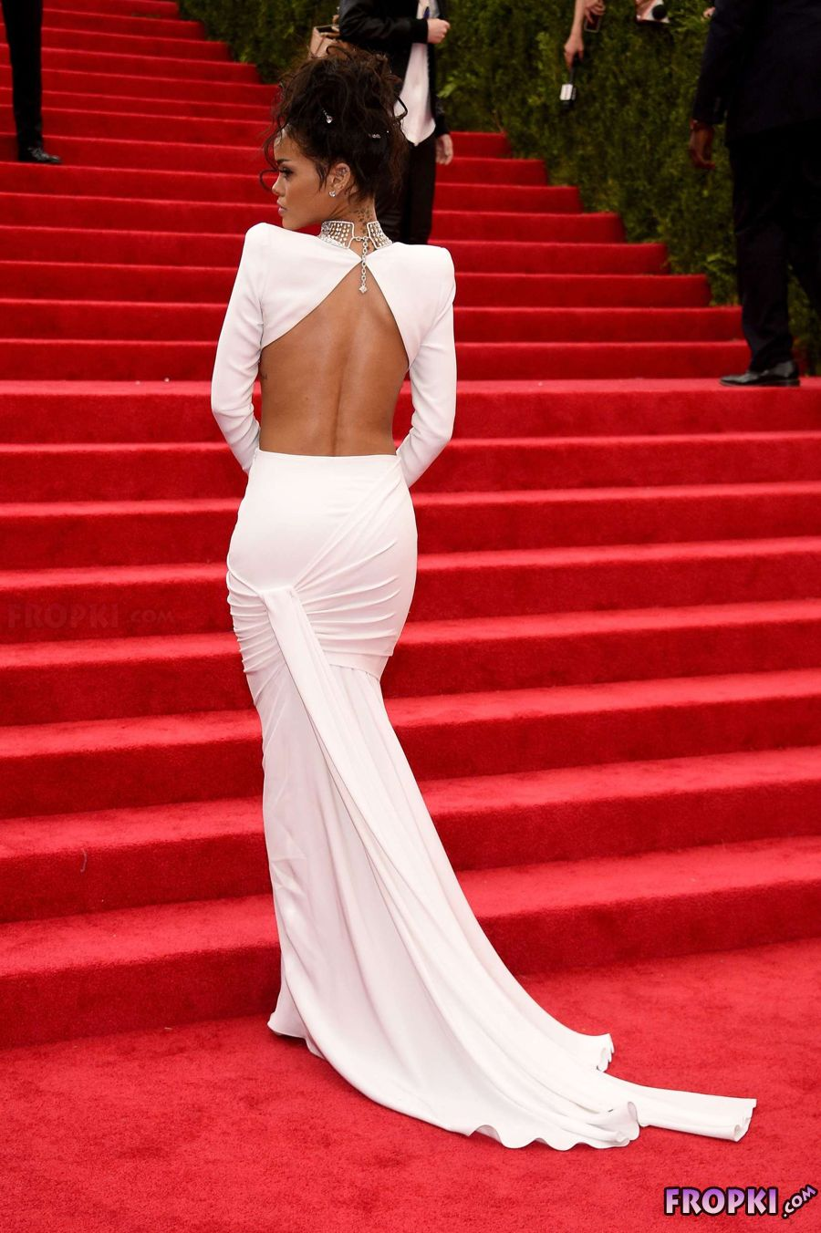 Rihanna - Fashion Costume Institute Gala