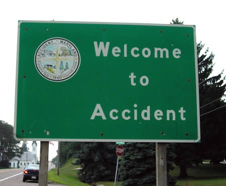 Please Try Not to Laugh on These Town Names