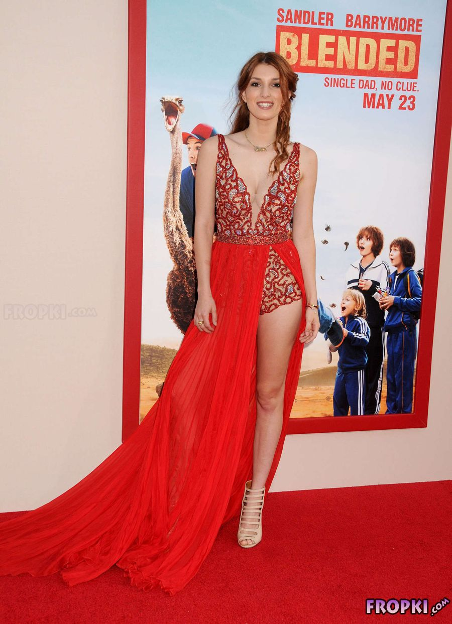 "Dani Thorne - ""Blended"" Hollywood premiere"