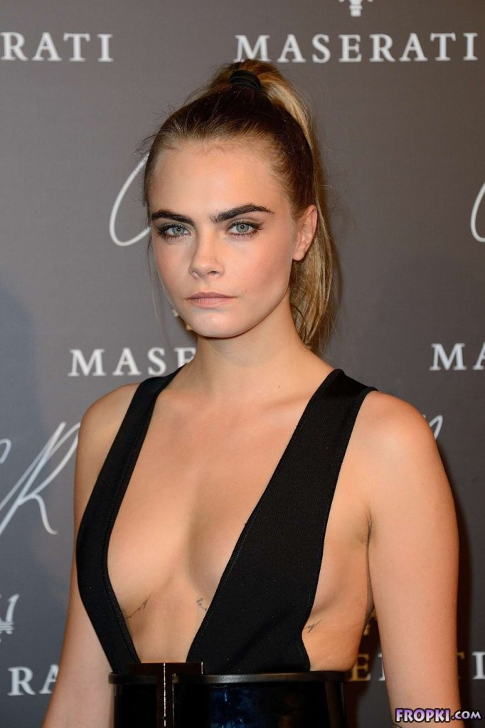 Cara Delevingne - Fashion Book Launch Party