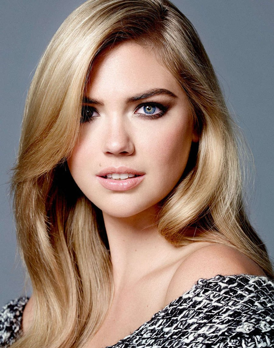 Kate Upton - Yu Tsai Photoshoot