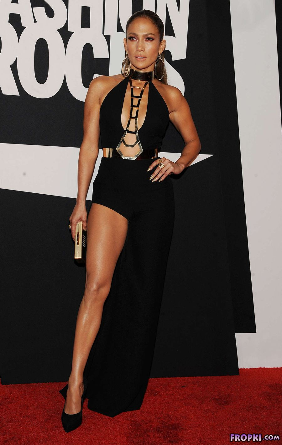Jennifer Lopez - 2014 Fashion Rocks in NY