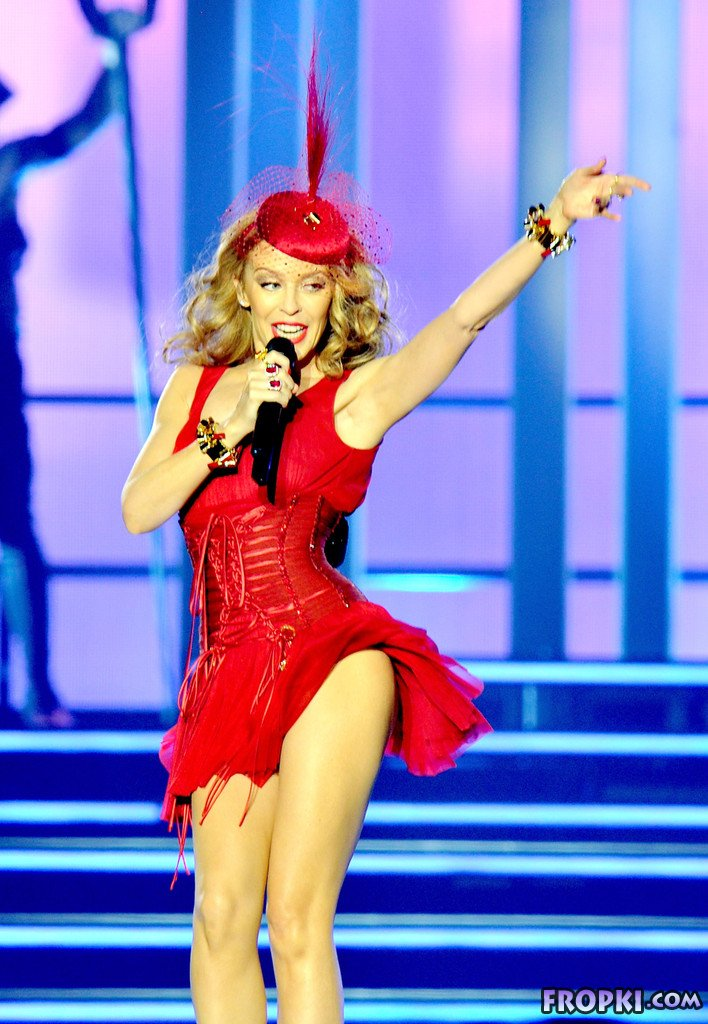 Kylie Minogue - Live at the Echo Arena