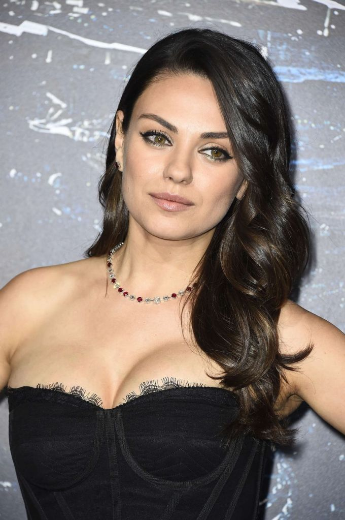 "Mila Kunis ""Jupiter Ascending"" Premiere in Hollywood"