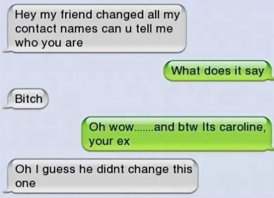 Read These Funny Messages, You Wouldn't Stop Laughing