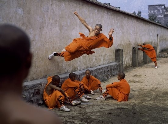 Monks Doing Absolutely Unbelievable Things