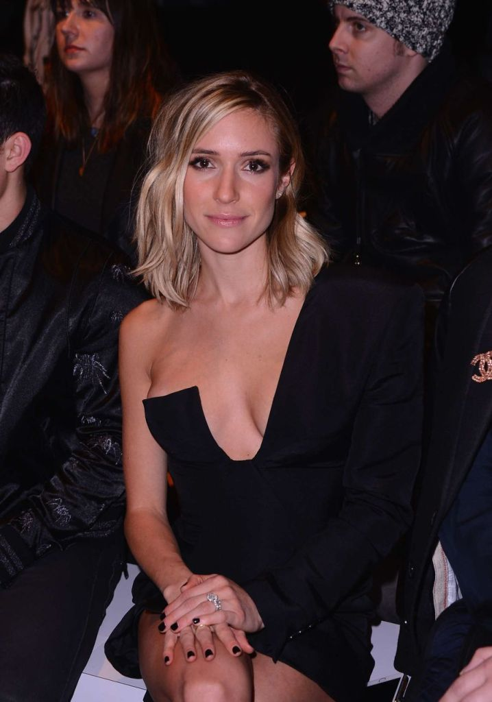 Kristin Cavallari Steals The Limelight at Getty Show