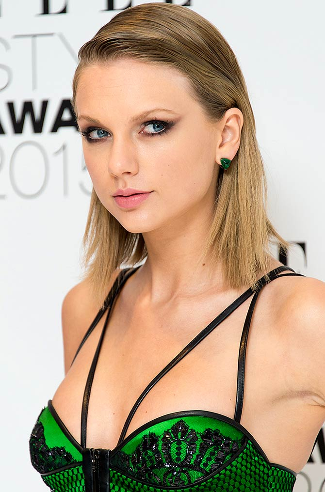 Taylor-made! Swift is the Woman of the Year