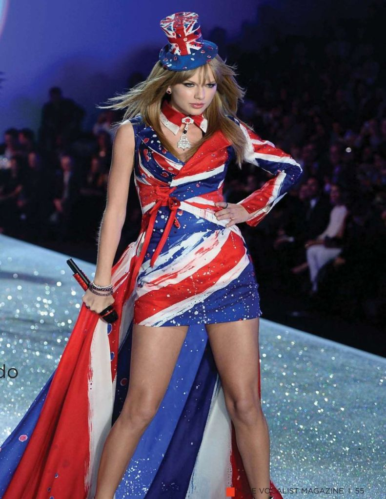 Taylor Swift Confused About the 'Odd Dress Debate'