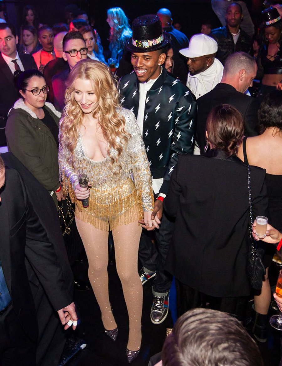 Iggy Azalea - Performs at Drai's Nightclub