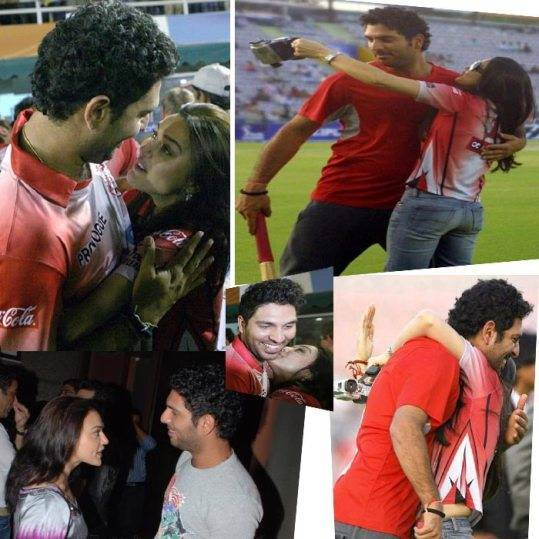 Private Photos of Indian Cricketers