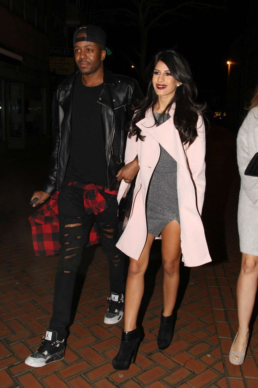 Jasmin Walia at CTZN Nightclub in Chelmsford