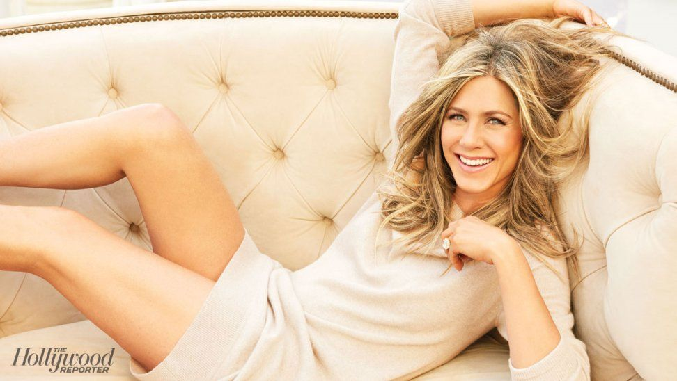 Jennifer Aniston - Hollywood Reporter (Jan 2015)