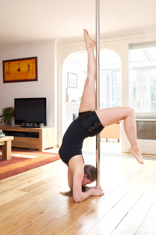 Respect For Pole Dancers After You See These Experts