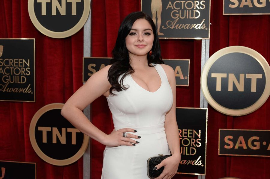 Ariel Winter Has Matured Into Gorgeous Princess