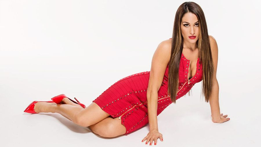 Nikki Bella - Fearless Nikki Photoshoot