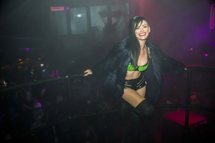 Jessica Sutta Performs at Avalon in Hollywood