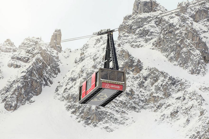 Sleep in Suspended Cable Car House 9000 ft High