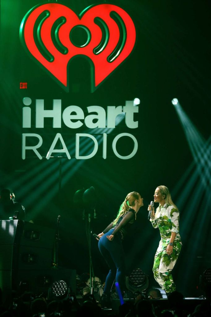 Rita Ora - 103.5 KISS FM's Jingle Ball in Chicago