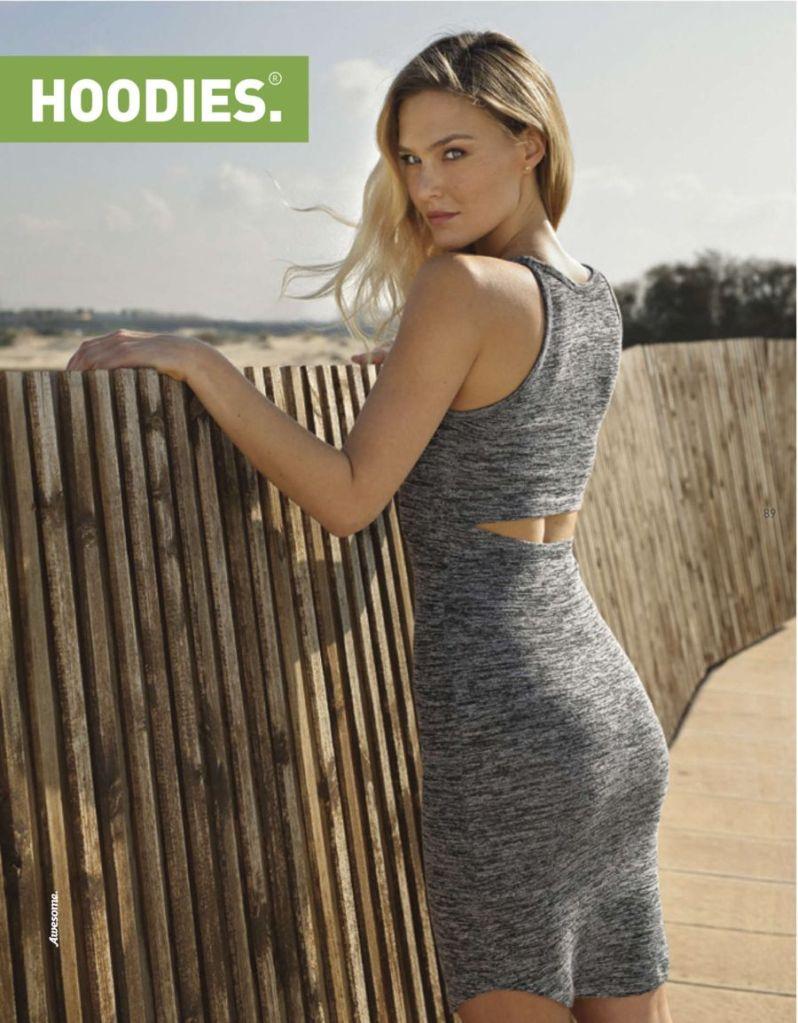Bar Refaeli - Hoodies Summer 2015 Collection Catalog