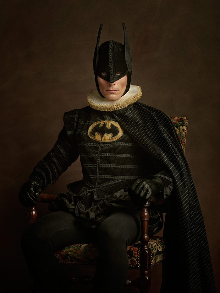 How Superheroes Looked In The 16th Century