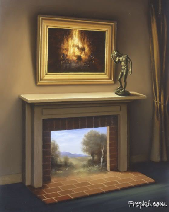 Surreal Art (Illusion Paintings)