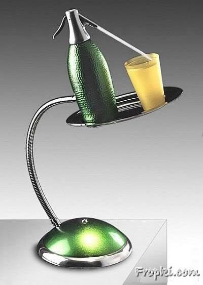 When Table Lamps become Characterless