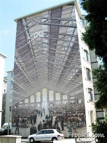 Excellent Art of Buildings