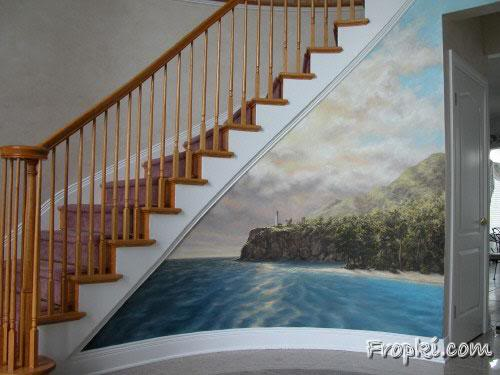 How to cheat urself by having 3D Art in ur Rooms