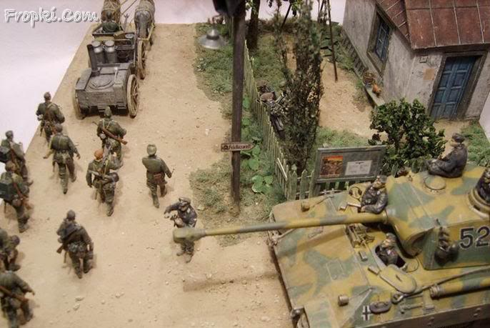 Miniature War Art